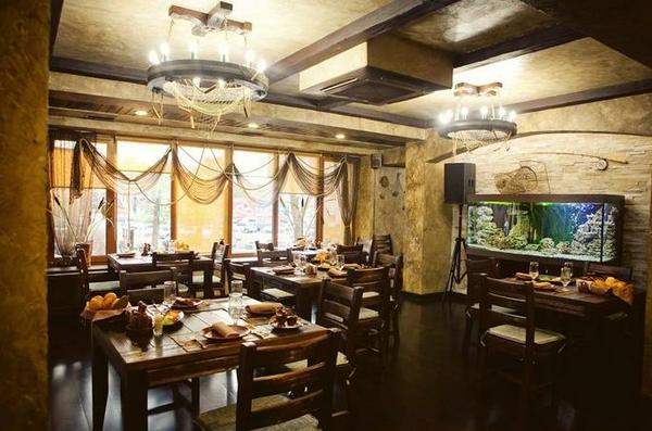 ресторан дом рыбака светлогорска калининградской области